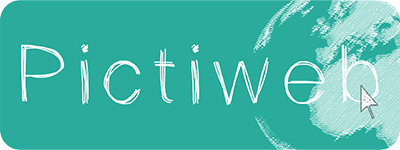 Logo de la freelance Pictiweb